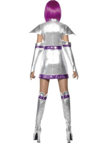 Space Cadet Fancy Dress Costume Thumbnail 3