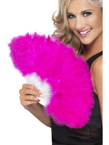 Hen Night Marabou Fan Thumbnail 1