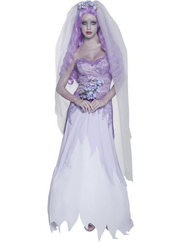 Ghost Bride Fancy Dress Costume Thumbnail 1