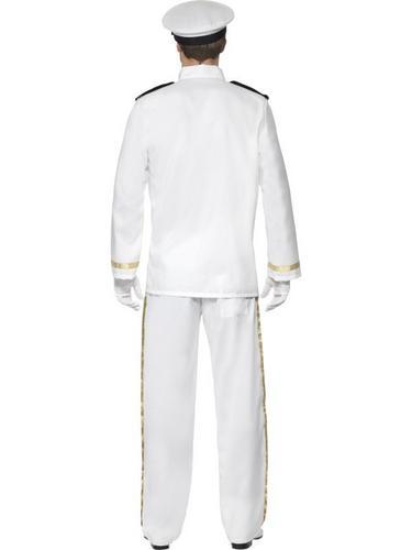 Deluxe Captain Fancy Dress Costume Thumbnail 3