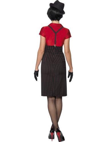 1920S Gangster Fancy Dress Costume Thumbnail 2