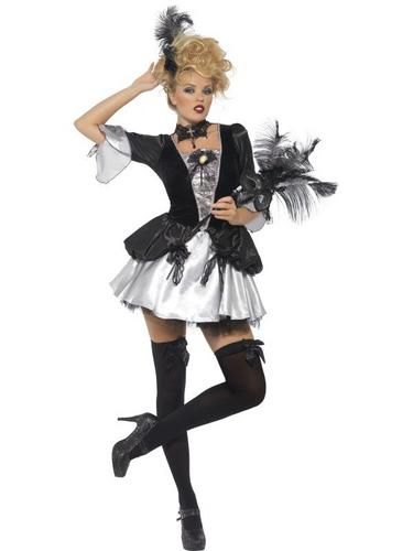 Fever Baroque Fancy Dress Costume Thumbnail 2