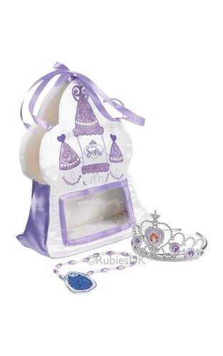 Disney Childs Sofia Bag Thumbnail 1