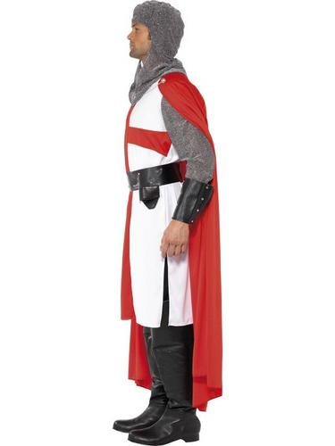 ST George Hero Fancy Dress Costume Thumbnail 3