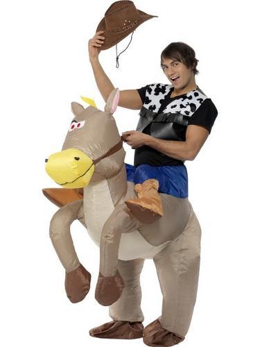 Ride em Cowboy Inflatable Thumbnail 1