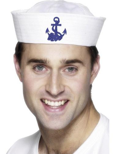 US Sailor Fancy Dress Hat Thumbnail 1