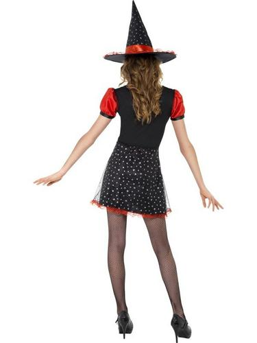 Star Witch Fancy Dress Costume Thumbnail 2
