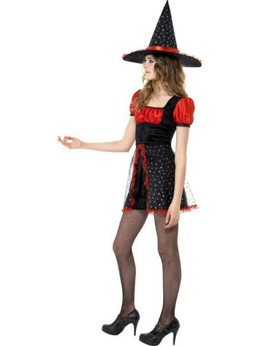 Star Witch Fancy Dress Costume Thumbnail 3