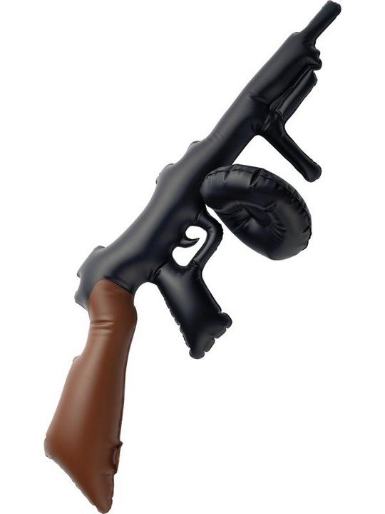 Tommy Gun Inflatable Thumbnail 1