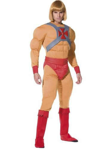 He man Fancy Dress Costume Thumbnail 2