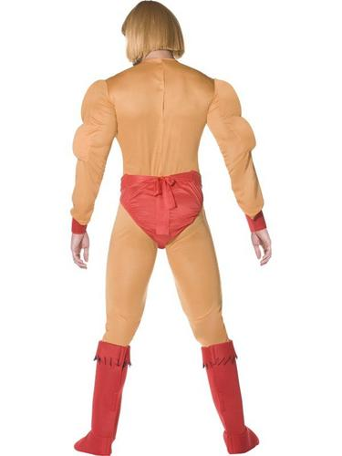 He man Fancy Dress Costume Thumbnail 3