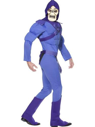 Skeletor Fancy Dress Costume Thumbnail 3