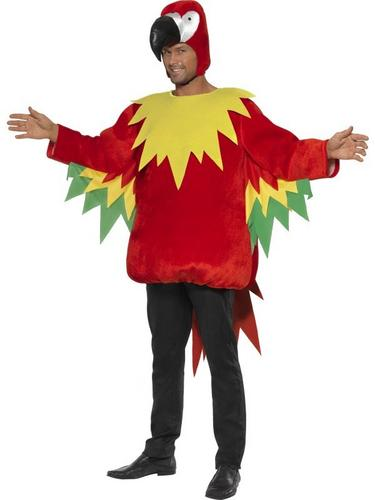 Parrot Fancy Dress Costume Thumbnail 1