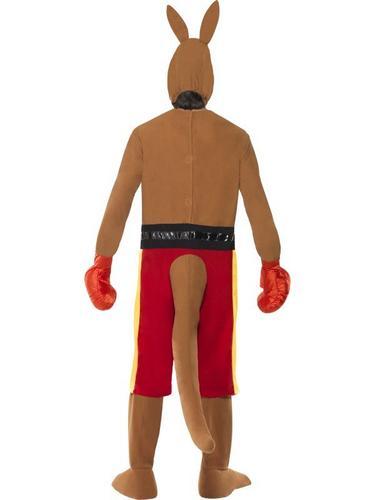 Kangaroo Boxer Fancy Dress Costume Thumbnail 2