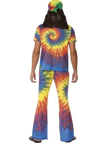 1960S Top and Trousers Fancy Dress Costume Thumbnail 2