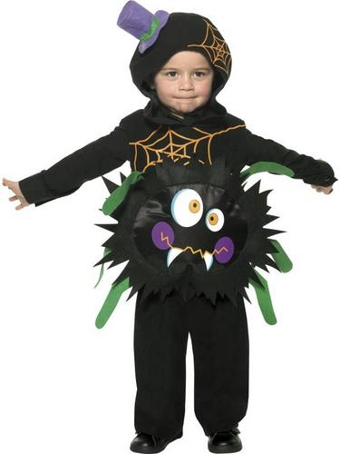 Toddler Crazy Spider Fancy Dress Costume Thumbnail 1