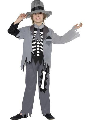 Ghost Groom Costume Thumbnail 1