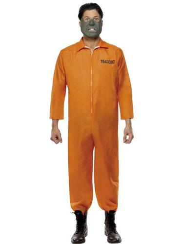 Hannibal Lecter Fancy Dress Costume Thumbnail 2