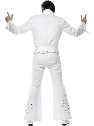 Elvis American Eagle Fancy Dress Costume Thumbnail 2
