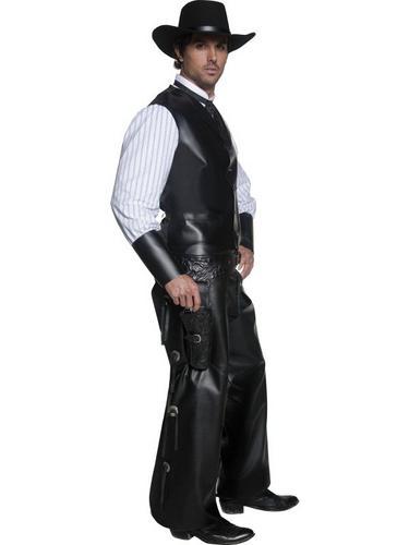 Westen Gunslinger Fancy Dress Costume Thumbnail 3