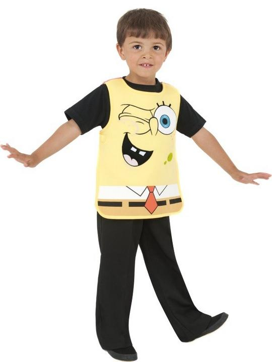 Kids Spongebob and Patrick Costume Thumbnail 1