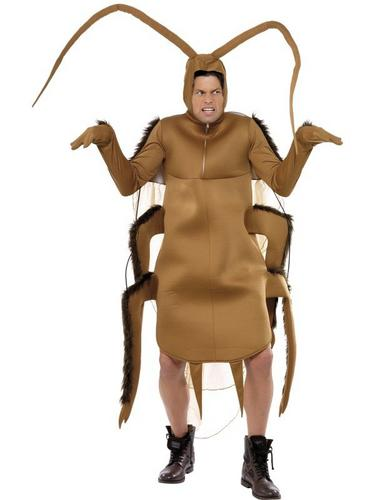Cockroach Fancy Dress Costume Thumbnail 1