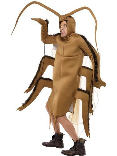 Cockroach Fancy Dress Costume Thumbnail 2