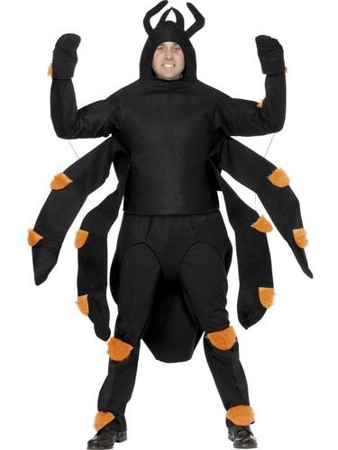 Spider Fancy Dress Costume Thumbnail 1
