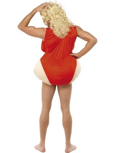Baywatch Padded Suit Fancy Dress Costume Thumbnail 3