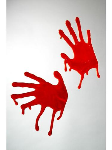Horrible Blooded Hands Thumbnail 1