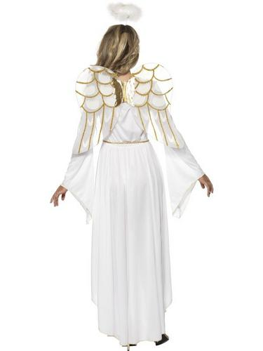 Angel Fancy Dress Costume Thumbnail 2