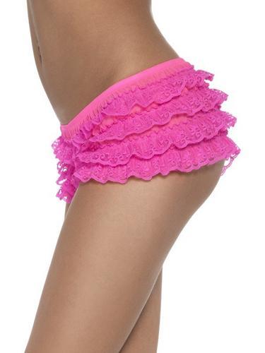 Neon Pink Panties Thumbnail 1