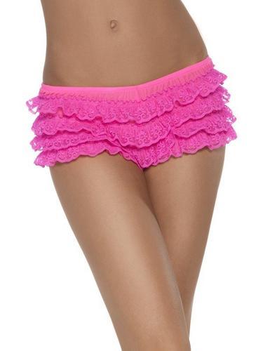 Neon Pink Panties Thumbnail 2