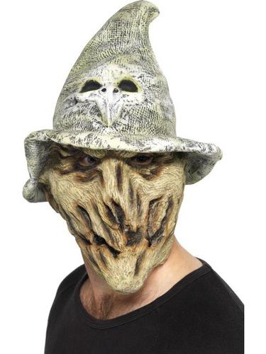 Monster Witch Fancy Dress Mask Thumbnail 1