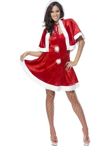Secret Santa Fancy Dress Costume Thumbnail 1