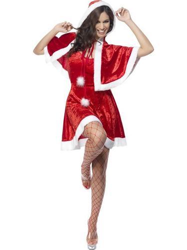 Secret Santa Fancy Dress Costume Thumbnail 2
