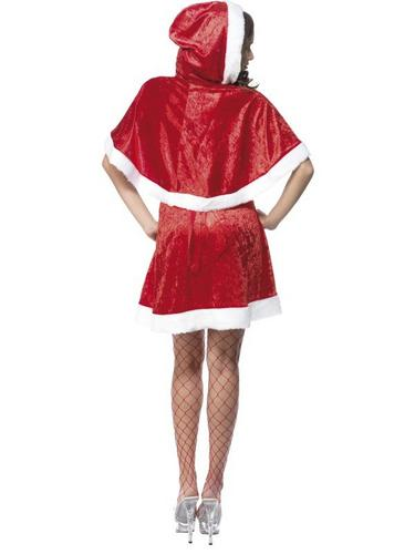 Secret Santa Fancy Dress Costume Thumbnail 3