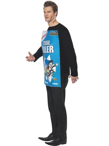 Cereal Killer Fancy Dress Costume Thumbnail 2