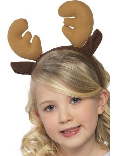 Reindeer Headband Thumbnail 1