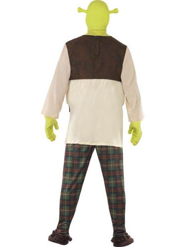Shrek Fancy Dress Costume Thumbnail 2