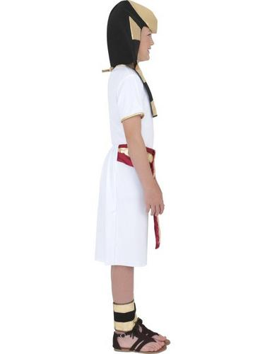 Boys Egyptian Boy Fancy Dress Costume Thumbnail 3