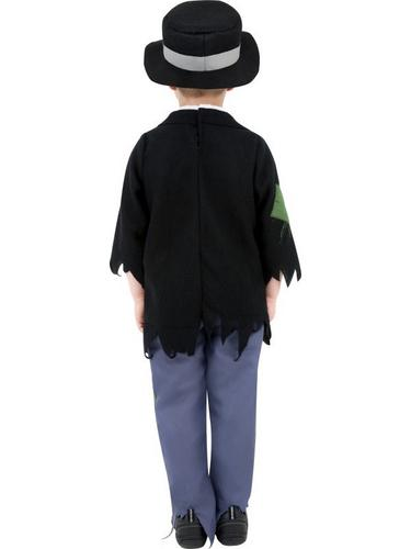 Dodgy Victorian Boy Fancy Dress Costume Thumbnail 2