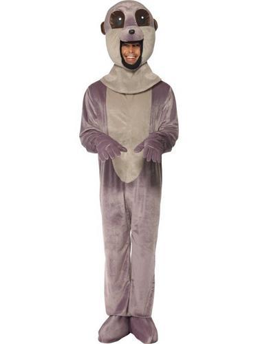 Meerkat Fancy Dress Costume Medium Thumbnail 1