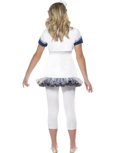 Miss Sailor Fancy Dress Costume Thumbnail 2