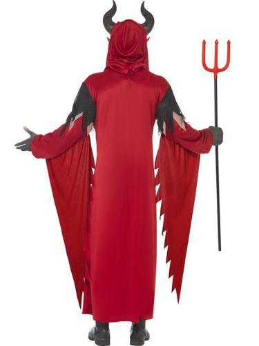 Devil Lord Fancy Dress Costume Thumbnail 2
