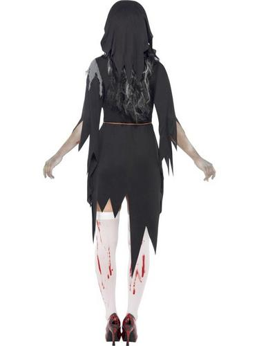 Zombie Bloody Sister Mary Fancy Dress Costume Thumbnail 2