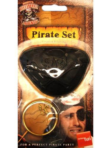 Pirate Eyepatch and Earring Thumbnail 2