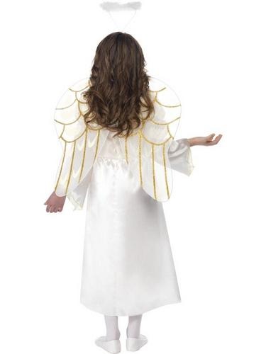 Angel Princess Fancy Dress Costume Thumbnail 2