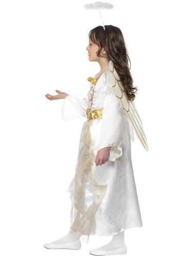 Angel Princess Fancy Dress Costume Thumbnail 3