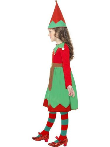 Santas Little Helper Fancy Dress Costume Thumbnail 3